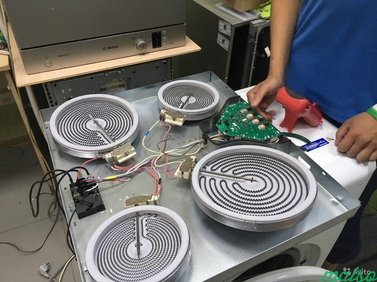 Ремонт варочной панели своими руками: руководство по устранению неисправностей электрических, индукционных и газовых поверхностей