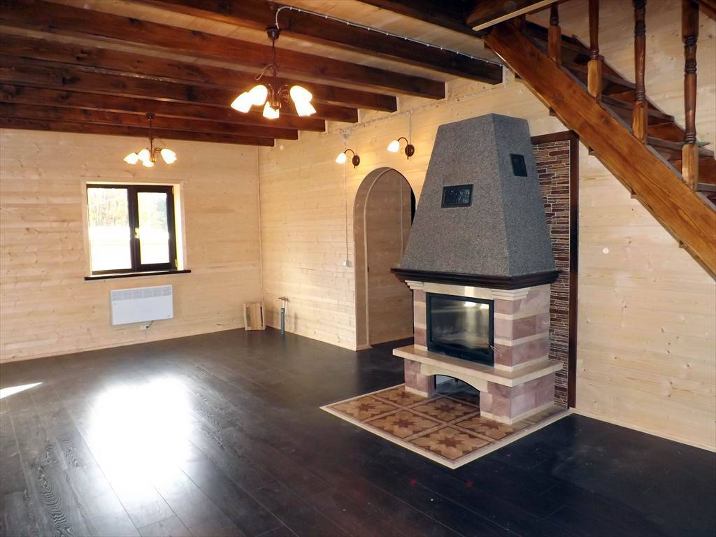 Чем обшить стены в деревянном доме внутри помещения