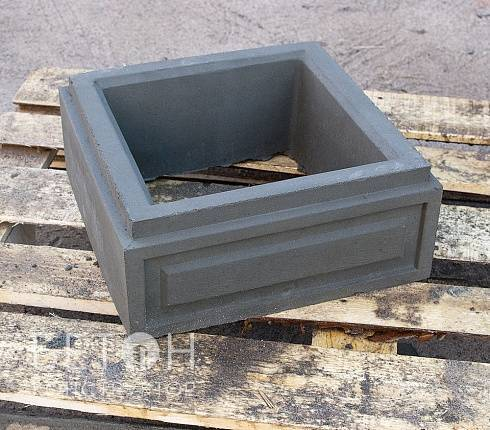 Блоки для столбов забора: бетонные, декоративные, наборные