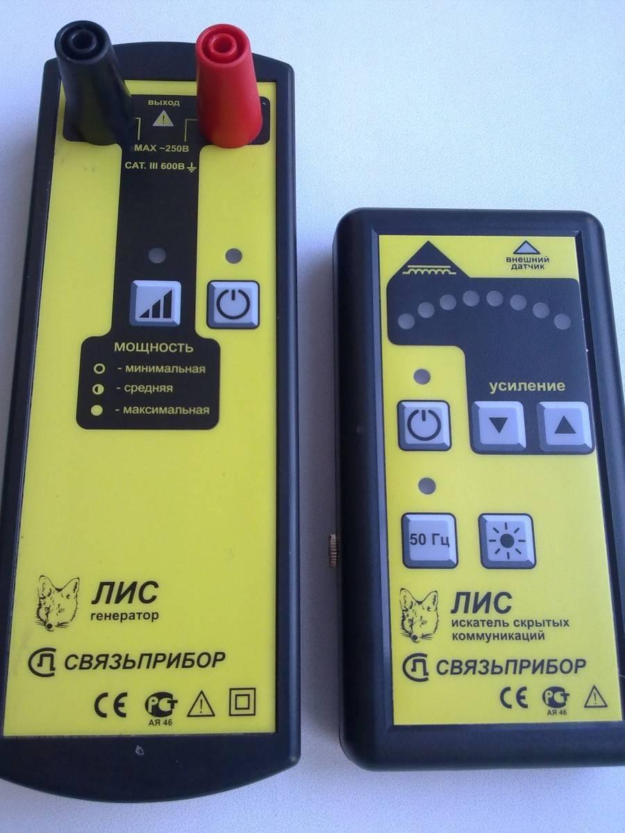 Какой лучше выбрать детектор скрытой проводки?