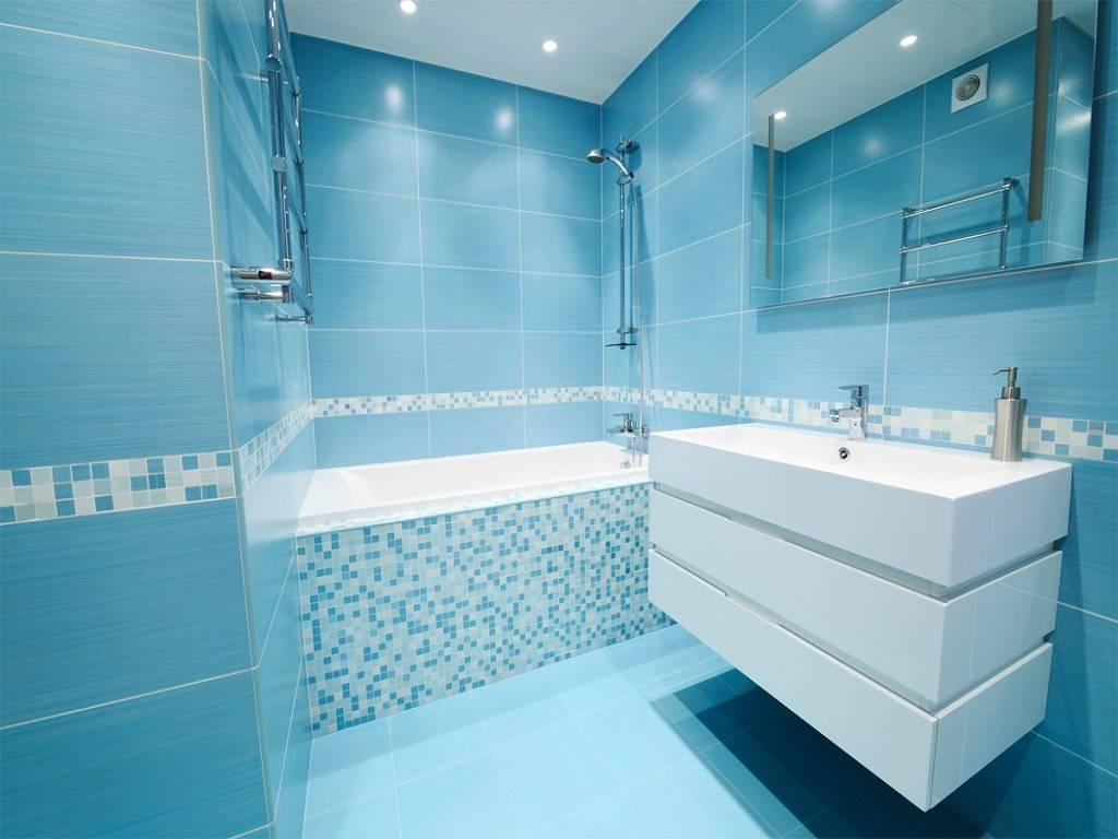 Раскладка плитки в ванной: варианты и комбинации расположения