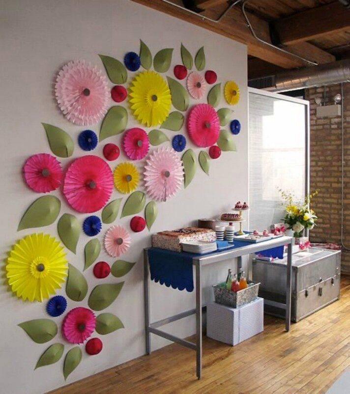 Как декорировать стену: 75 идей преображения домашнего интерьера