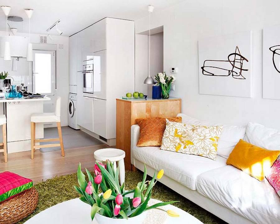 Дизайн маленькой гостиной - 85 фото интерьеров после ремонта, красивые идеи