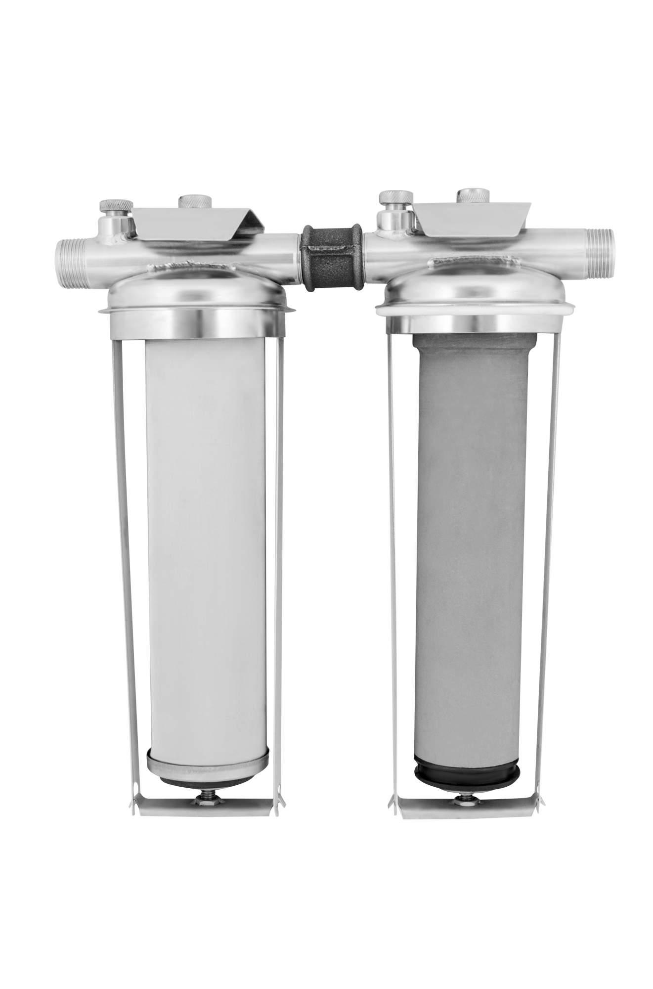 Титановые фильтры для очистки воды titanof — миф или реальность (отзывы)