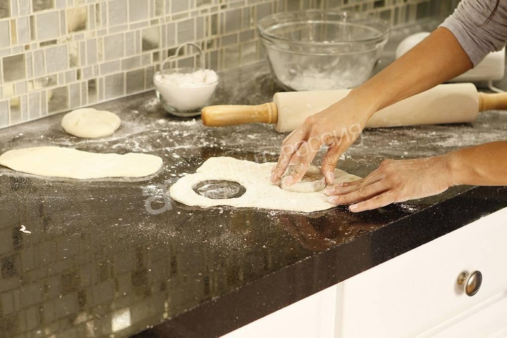 О столешнице из жидкого камня: инструкция как сделать своими руками