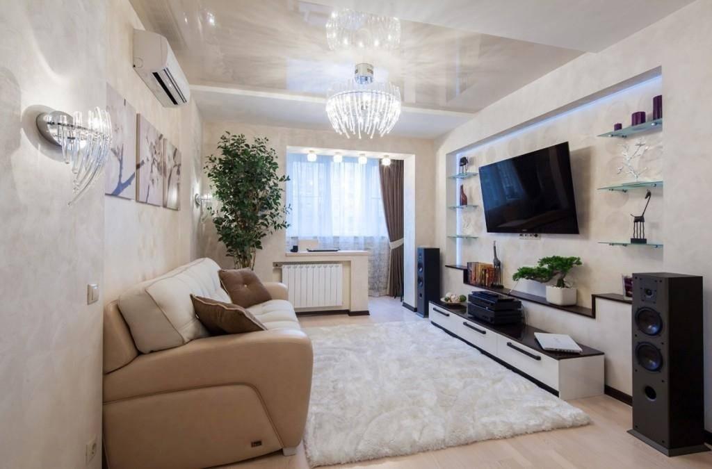 Ремонт однокомнатной квартиры: фото и практические рекомендации