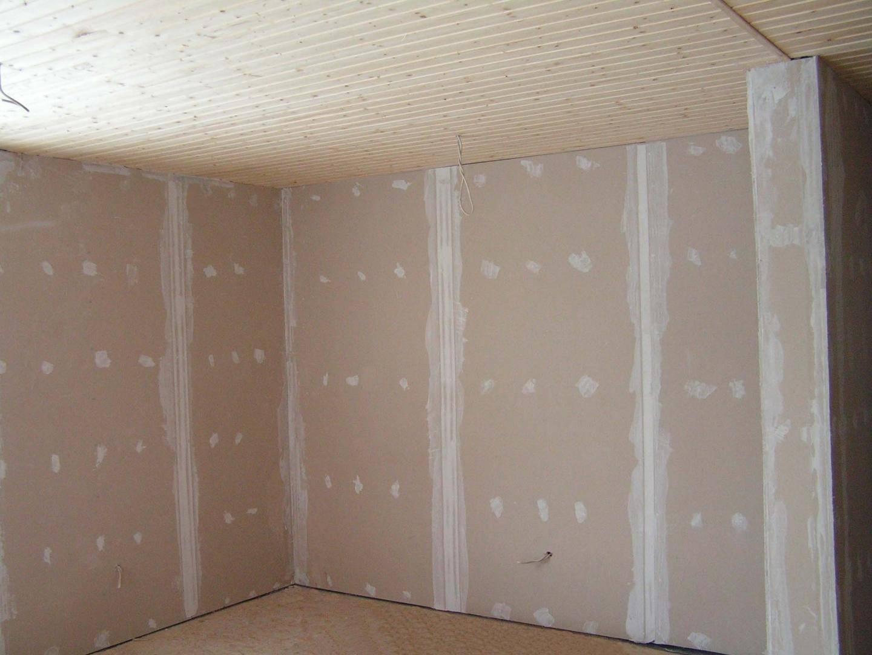 Как правильно монтировать каркас под гипсокартон внутри или снаружи квартиры, как производить крепление под обшивку гкл
