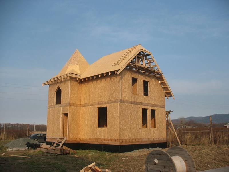 Сип панели хотвелл и строительство домов из панелей hotwell