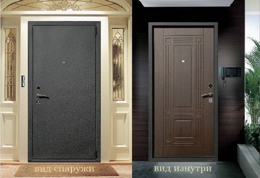 Как выбрать входную дверь в квартиру? стоит ли выбирать металлические входные двери?