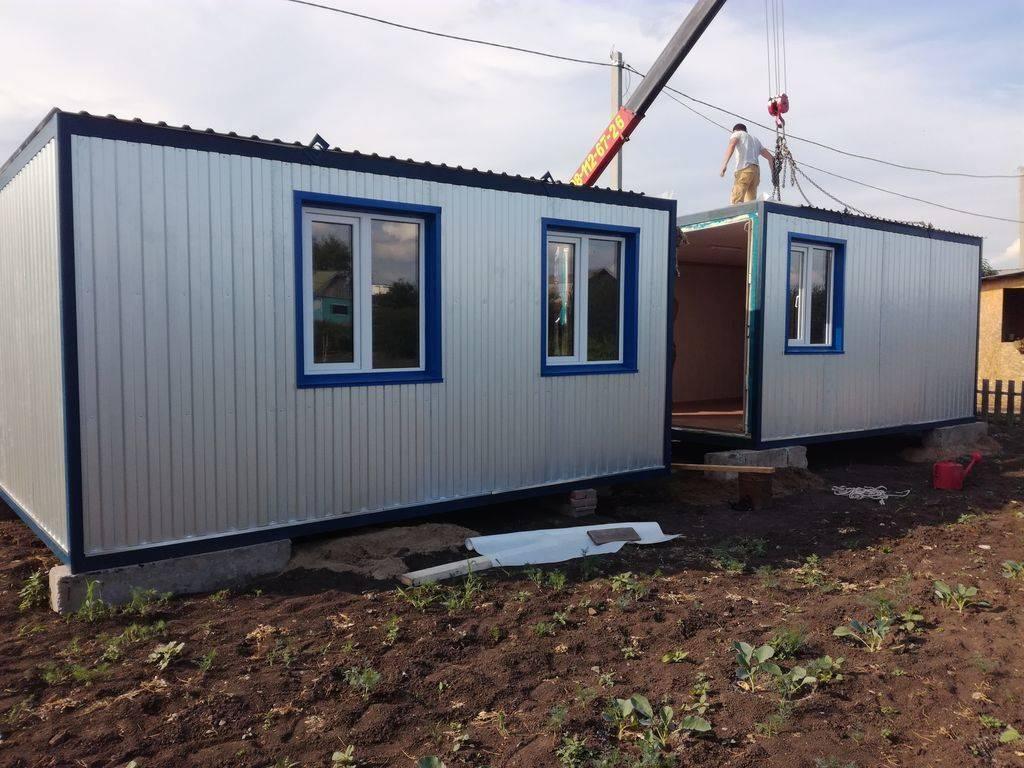 Модульные дома для круглогодичного проживания: технологии строительства и 70 лучших проектов