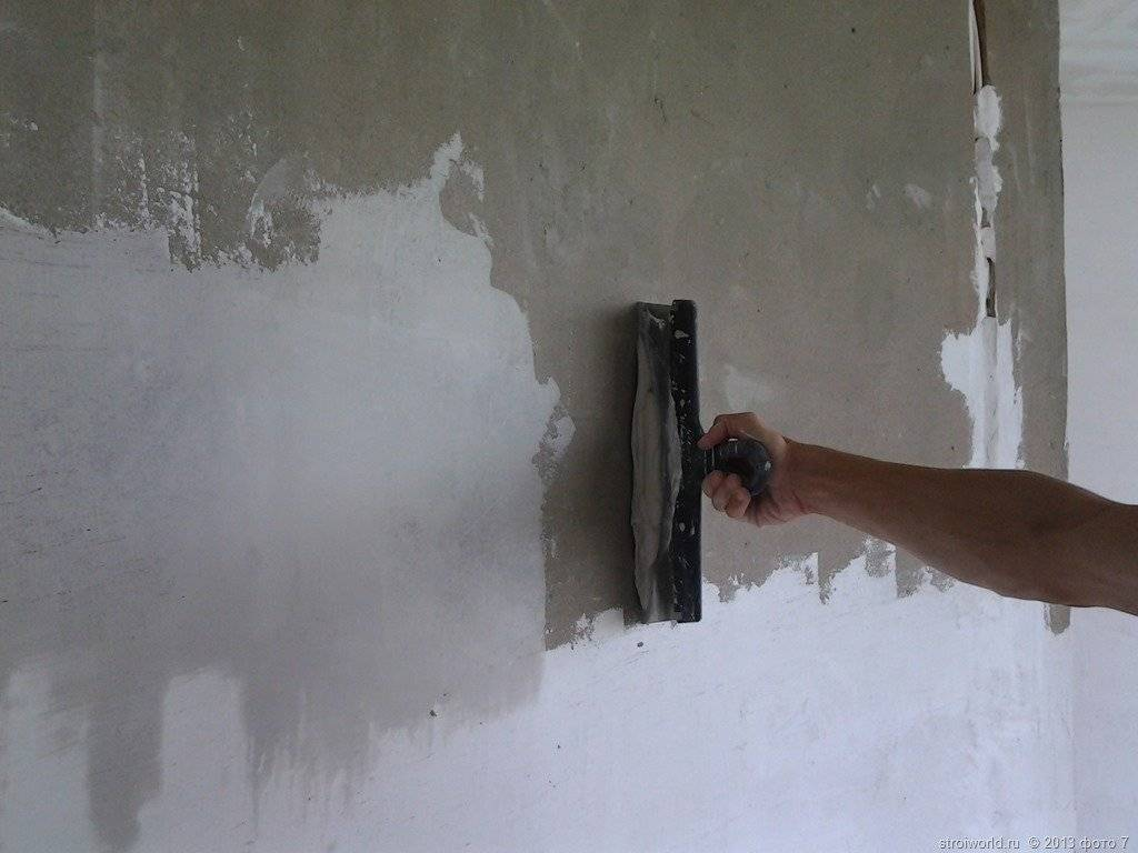 Какая штукатурка лучше, гипсовая или цементная: сравниваем и выбираем