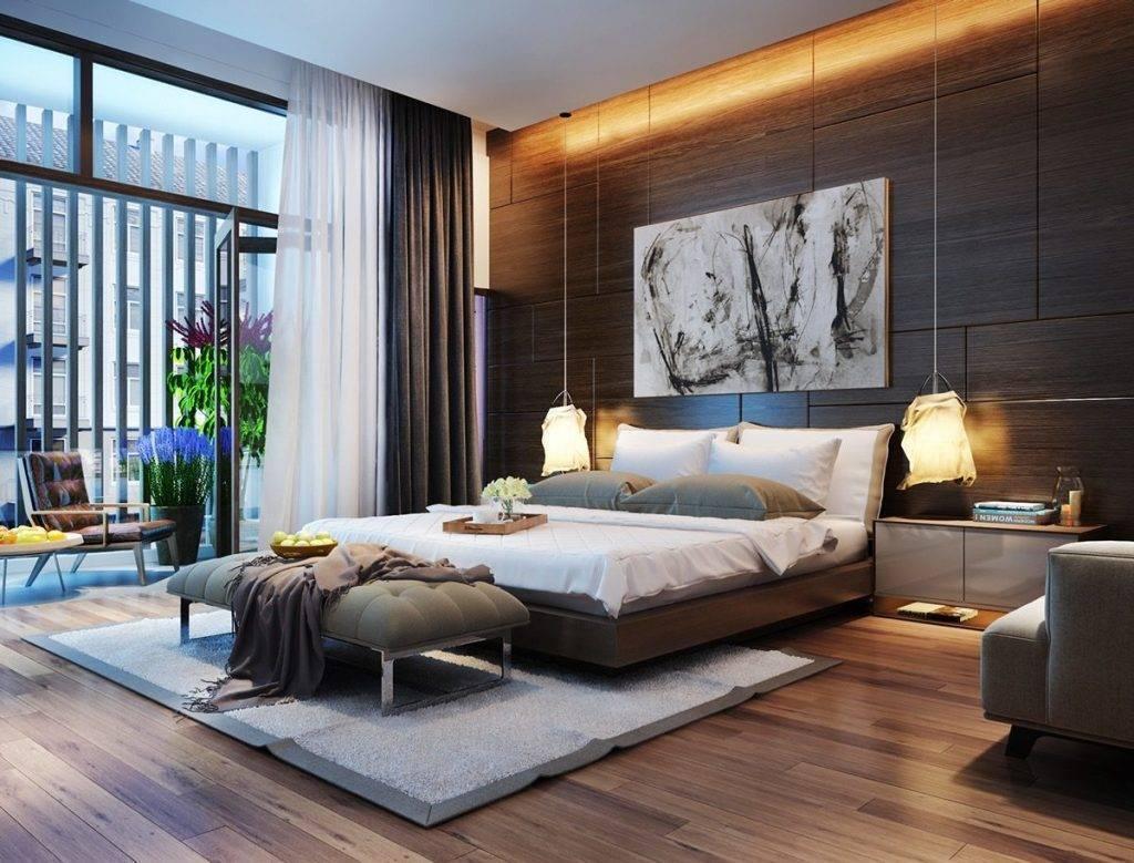 Дизайн спальни: оформление своими руками и фото готовых решений