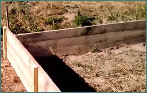 Ленточный фундамент своими руками: пошаговая инструкция, проекты и расчет конструкций, фото – сад и огород своими руками