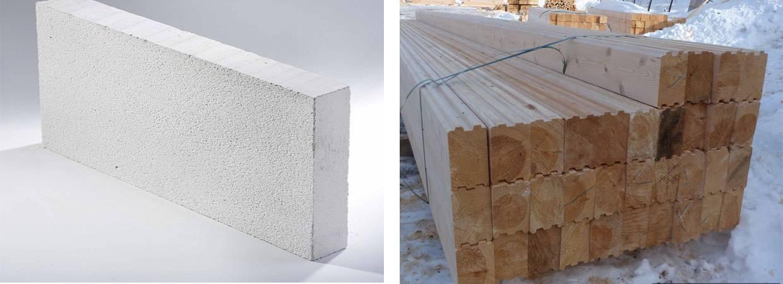 Дом из бруса или газобетона: что дешевле   строим с эдом   яндекс дзен