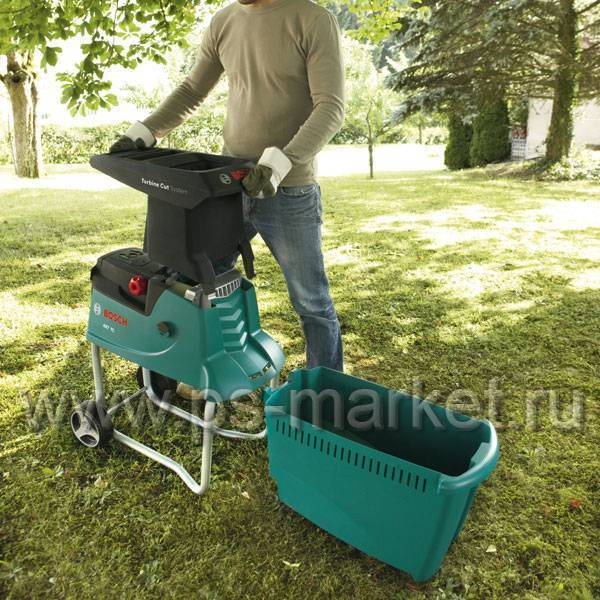 Садовый измельчитель для травы и веток: рейтинг моделей, отзывы владельцев, видео советы по выбору