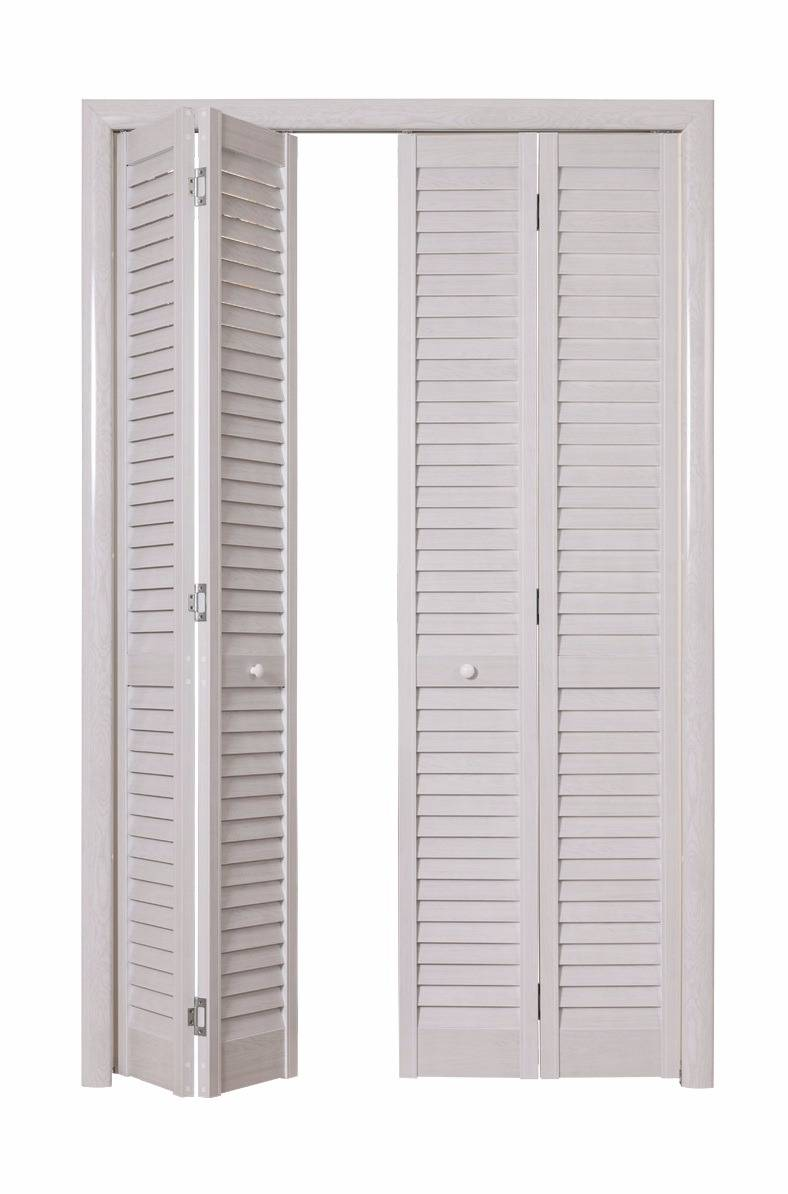Двери-жалюзи: деревянные, пластиковые, металлические