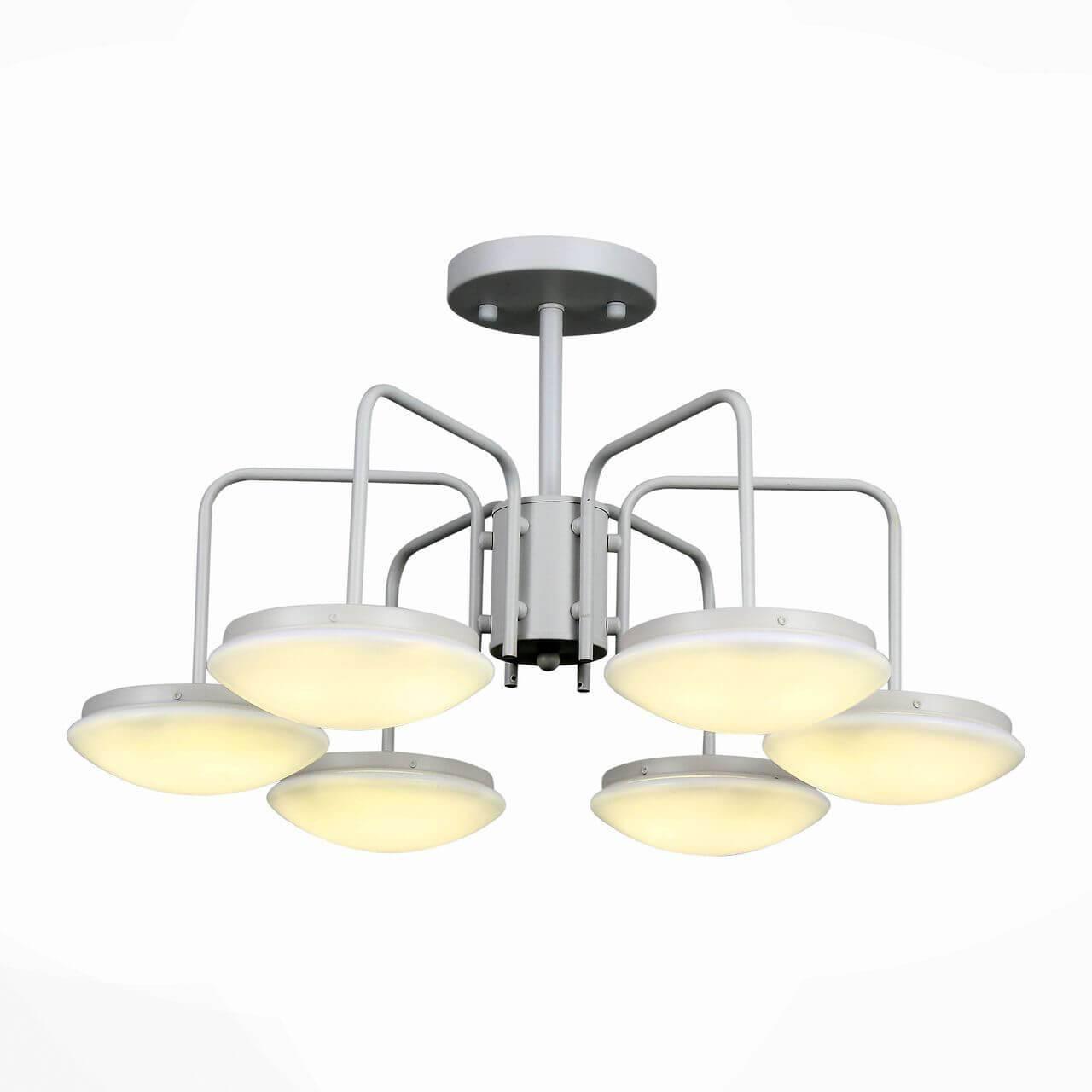 Светодиодные люстры - разновидности и обзор лучших моделей с описанием и ценами