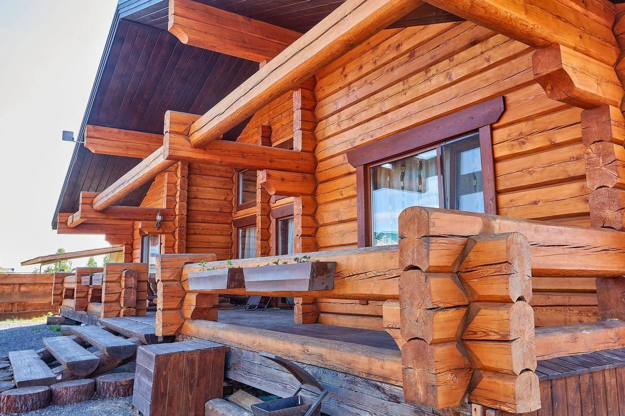 Норвежская рубка: сложное строительство — для плотников-профессионалов