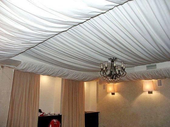 Какой потолок выбрать: натяжные, подвесные, модульные конструкции, потолочная плитка, покраска, побелка и обои