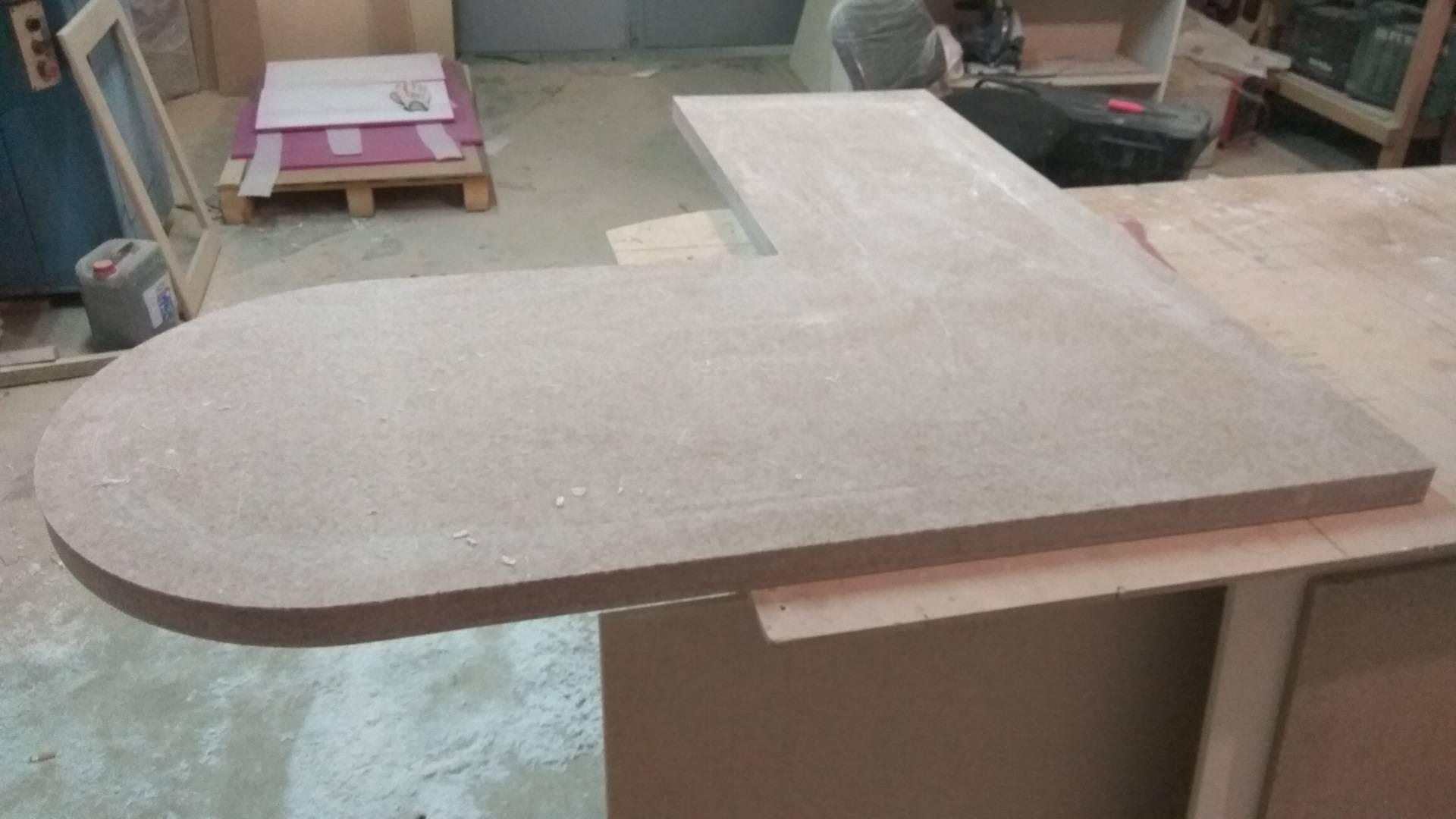 Столешница из камня своими руками - из бетона, кварца, керамической плитки, из акрилового искусственного камня. пошаговое руководство по установке столешницы