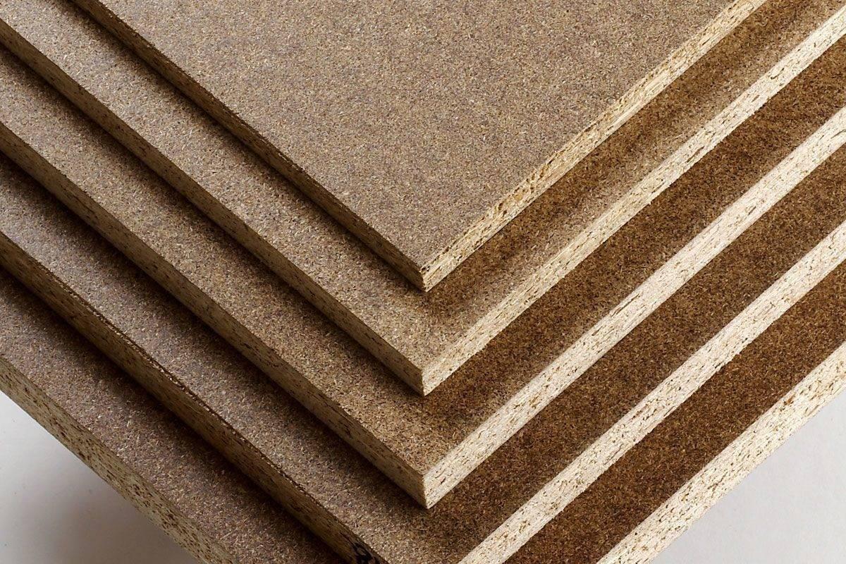 Двп (древесно-волокнистая плита): виды, производство, применение