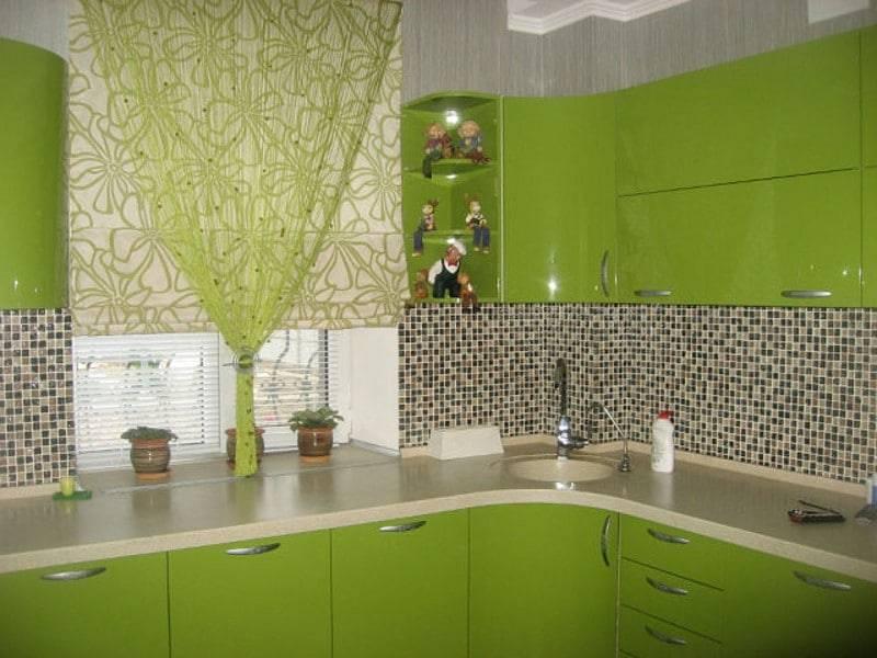 Сиреневая кухня в интерьере: 70+ фото современных  идей дизайна от ivd.ru