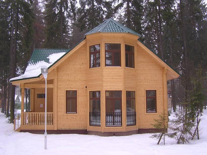 Обзор материалов для постройки дома