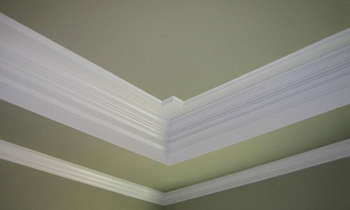 Декоративный молдинг для создания оригинального интерьера потолков, фото и примеры дизайна