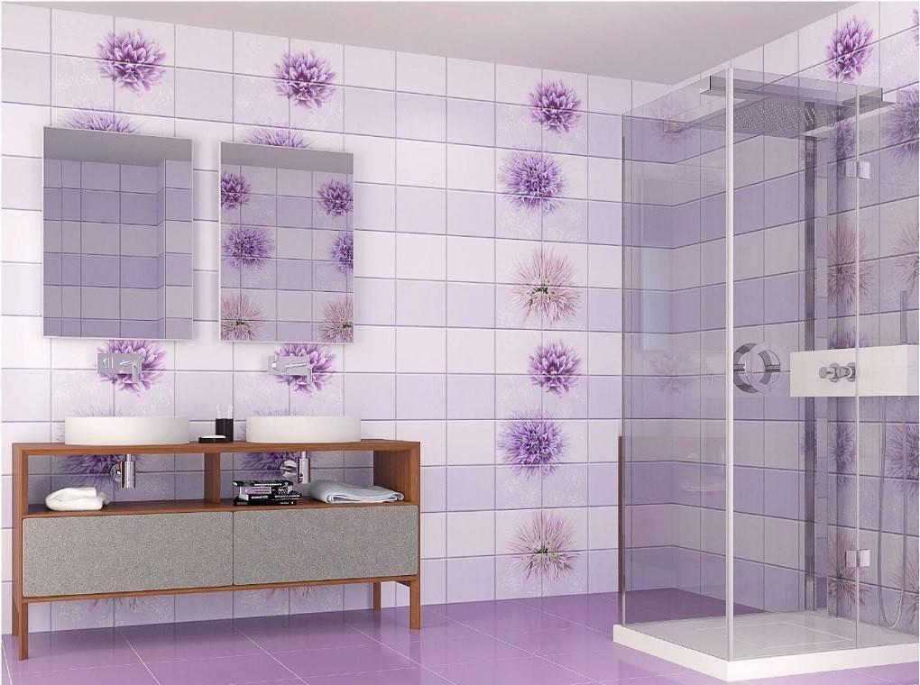 Как выбрать панели под плитку для ванной комнаты?