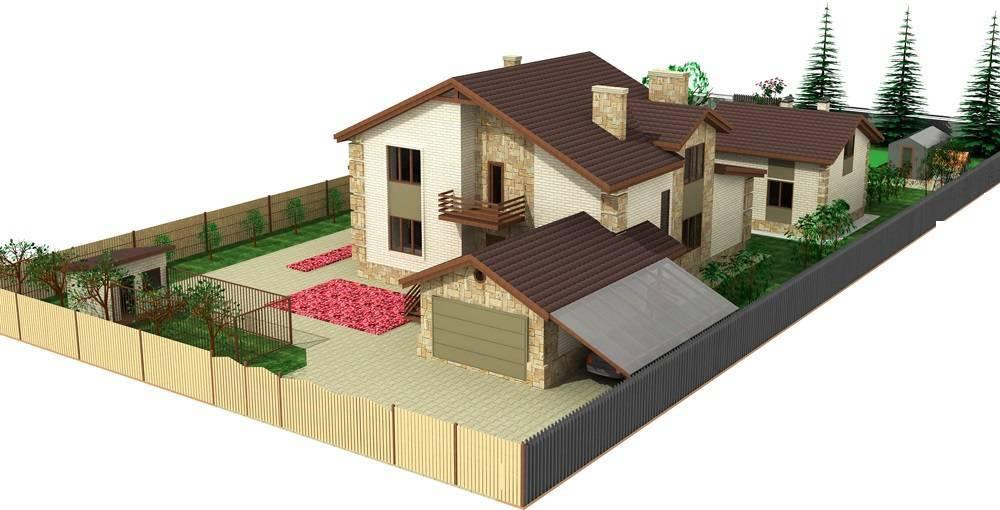Можно ли построить дом в снт на участке 3 сотки в 2020 году