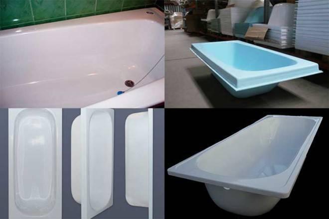 Восстанавливаем сантехнику, или как установить акриловый вкладыш в ванну