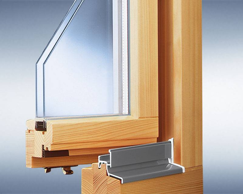 Установка оконных отливов своими руками – как правильно поставить отливы на окна