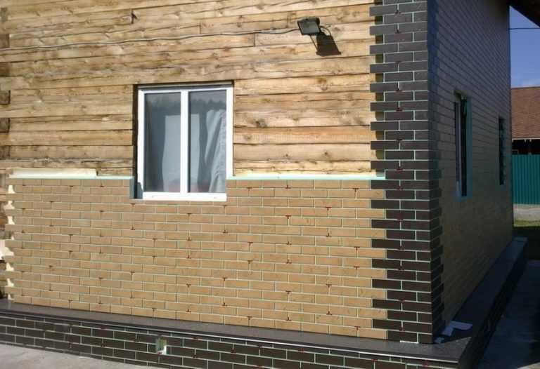 Чем обшить дом из бруса снаружи: материалы и виды отделки