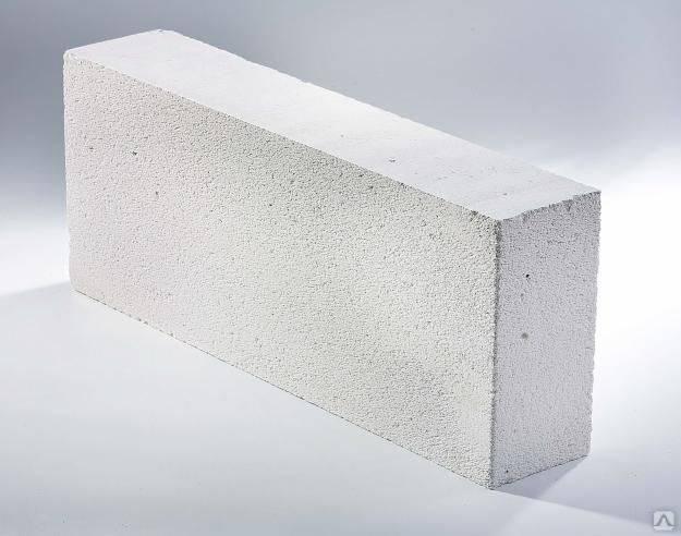 Блоки из ячеистого бетона для стен