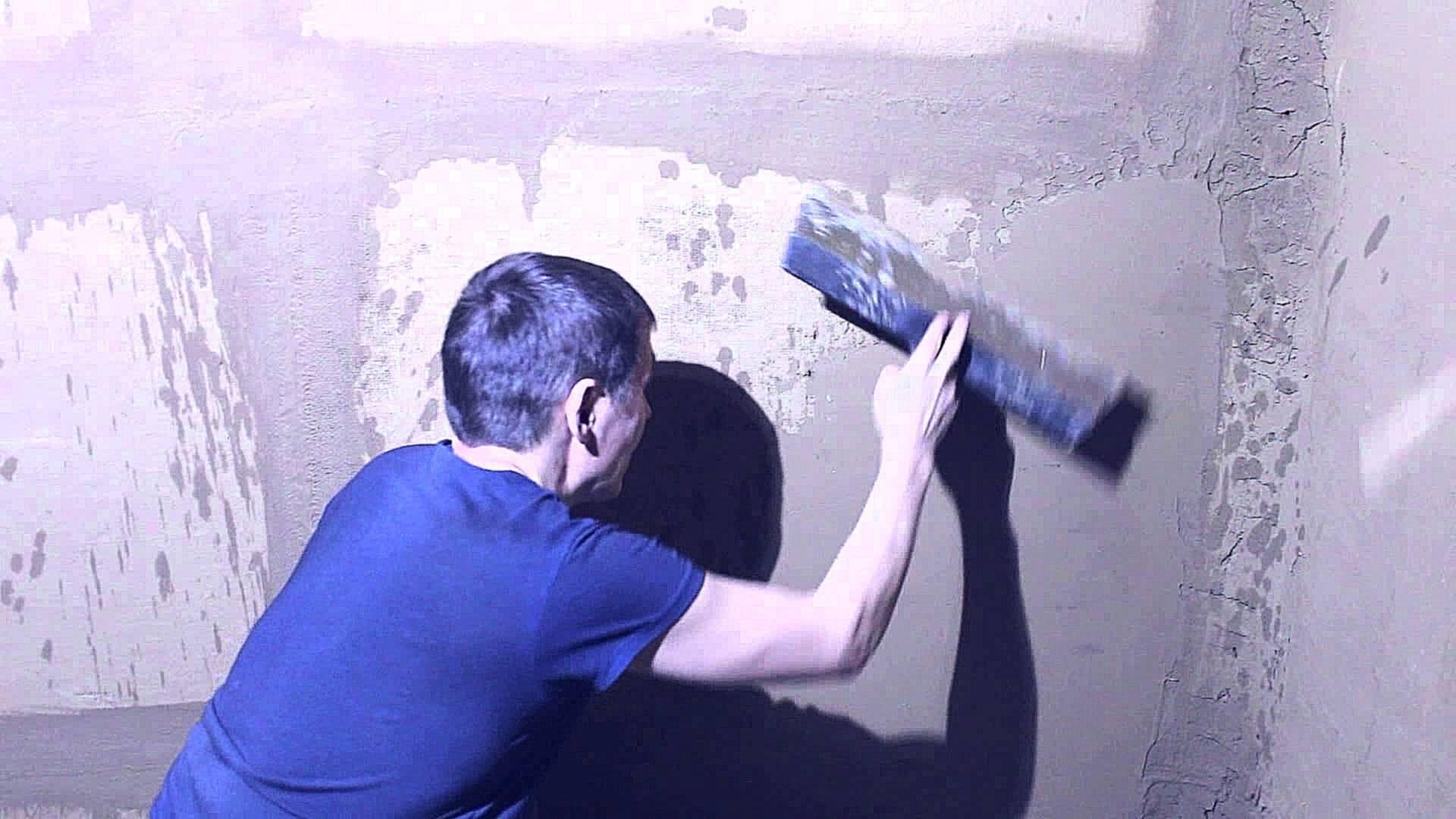 Как правильно шпаклевать стены своими руками - разновидности и технология шпаклевки + видео
