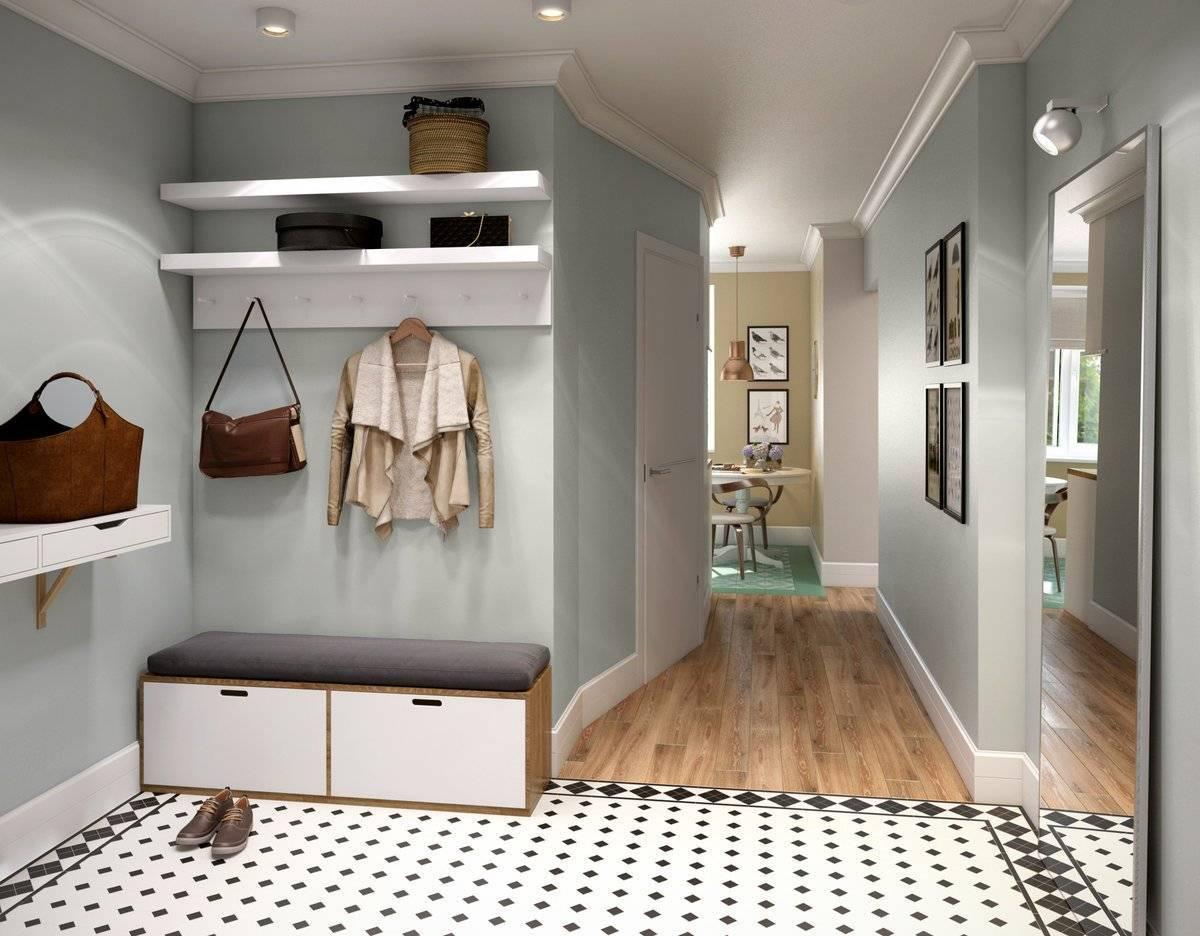 Дизайн прихожей - современные идеи 2020 (125 фото): интерьер коридора в квартире, популярные современные стили