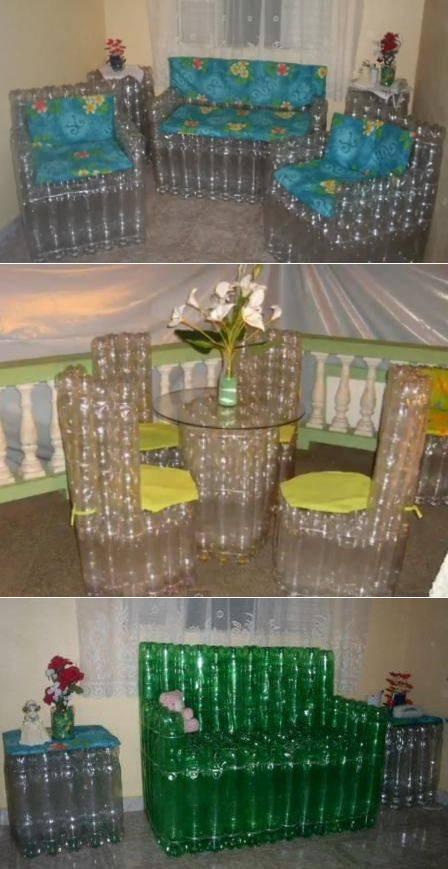 Поделки из бутылок - 135 фото идей создания и применения различных поделок из пластика
