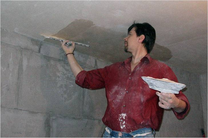 Выравниваем потолок своими руками (34 фото)
