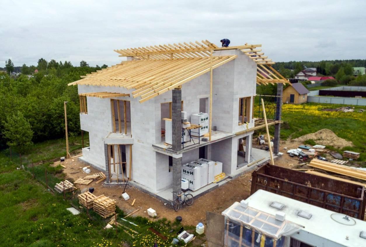 Сборка щитовых домов: пошаговая инструкция