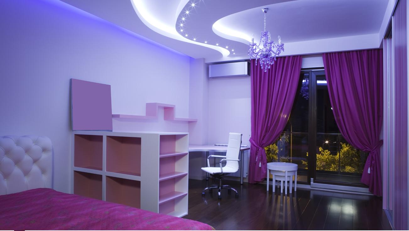 Потолок: критерии выбора отделочных материалов