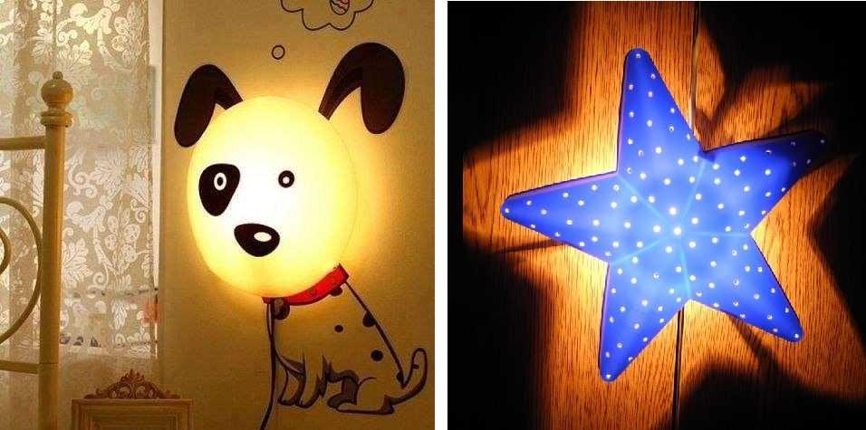 Выбираем детский ночник проектор