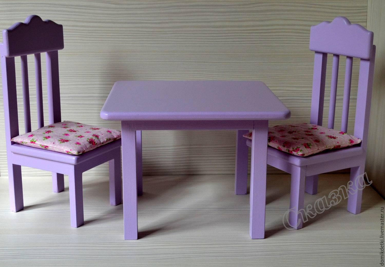 Кукольная мебель из фанеры: как сделать кроватку для кукол своими руками? чертежи и схемы игрушечного домика для barbie