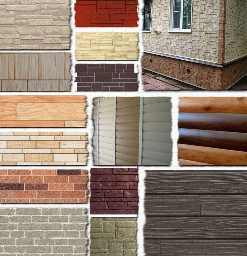 Чем обшить дом снаружи: обзор отделочных материалов, их плюсы и минусы