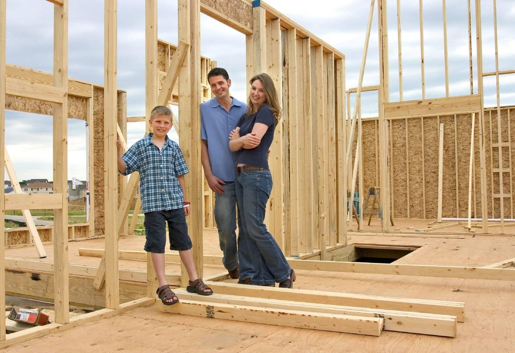 Деревянный дом своими руками без опыта строительства. строительство дома своими руками без опыта строительства