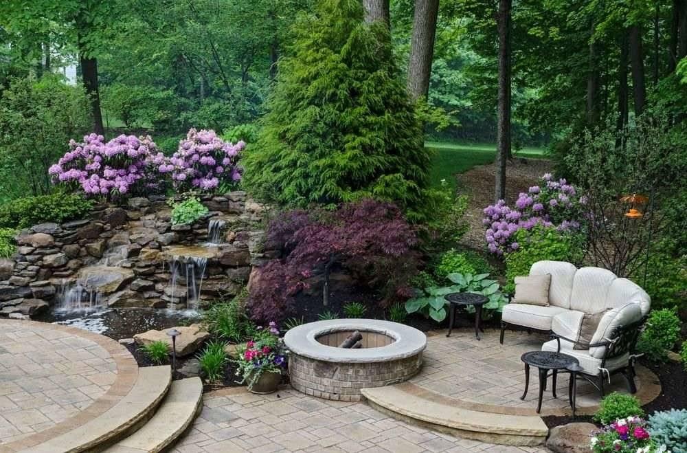 Создаем гармоничный дизайн огорода