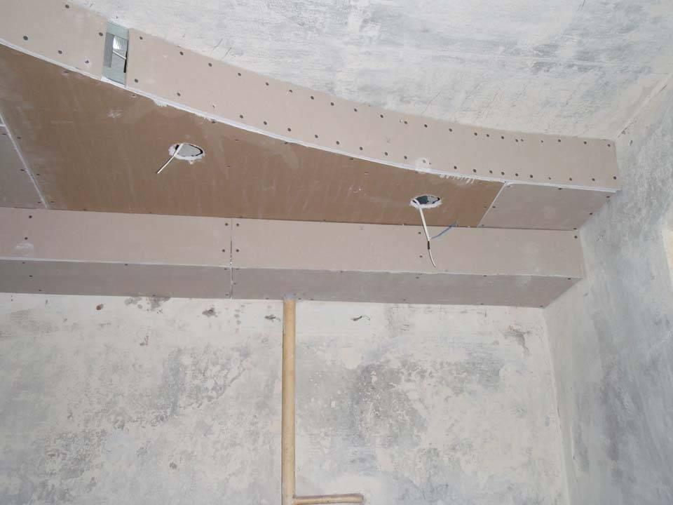 Как сделать потолок из гипсокартона с подсветкой своими руками: фото, видео с пошаговой инструкцией