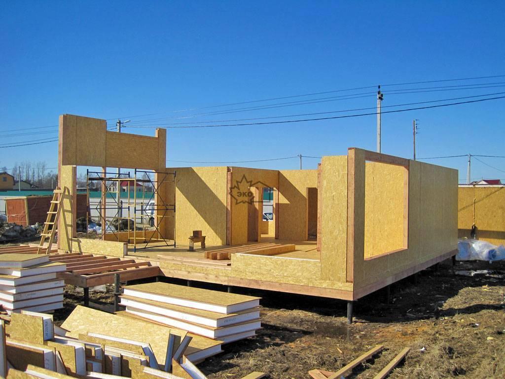 Плюсы и минусы домов, построенных по канадской технологии | технологии (огород.ru)