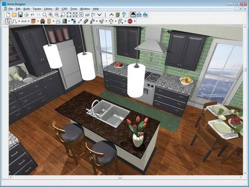 Программа 3d-дизайна интерьера бесплатно, дизайн квартиры и комнаты онлайн.
