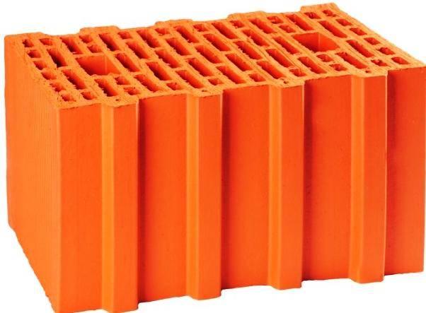 Поризованные керамические блоки, достоинства, недостатки и особенности использования