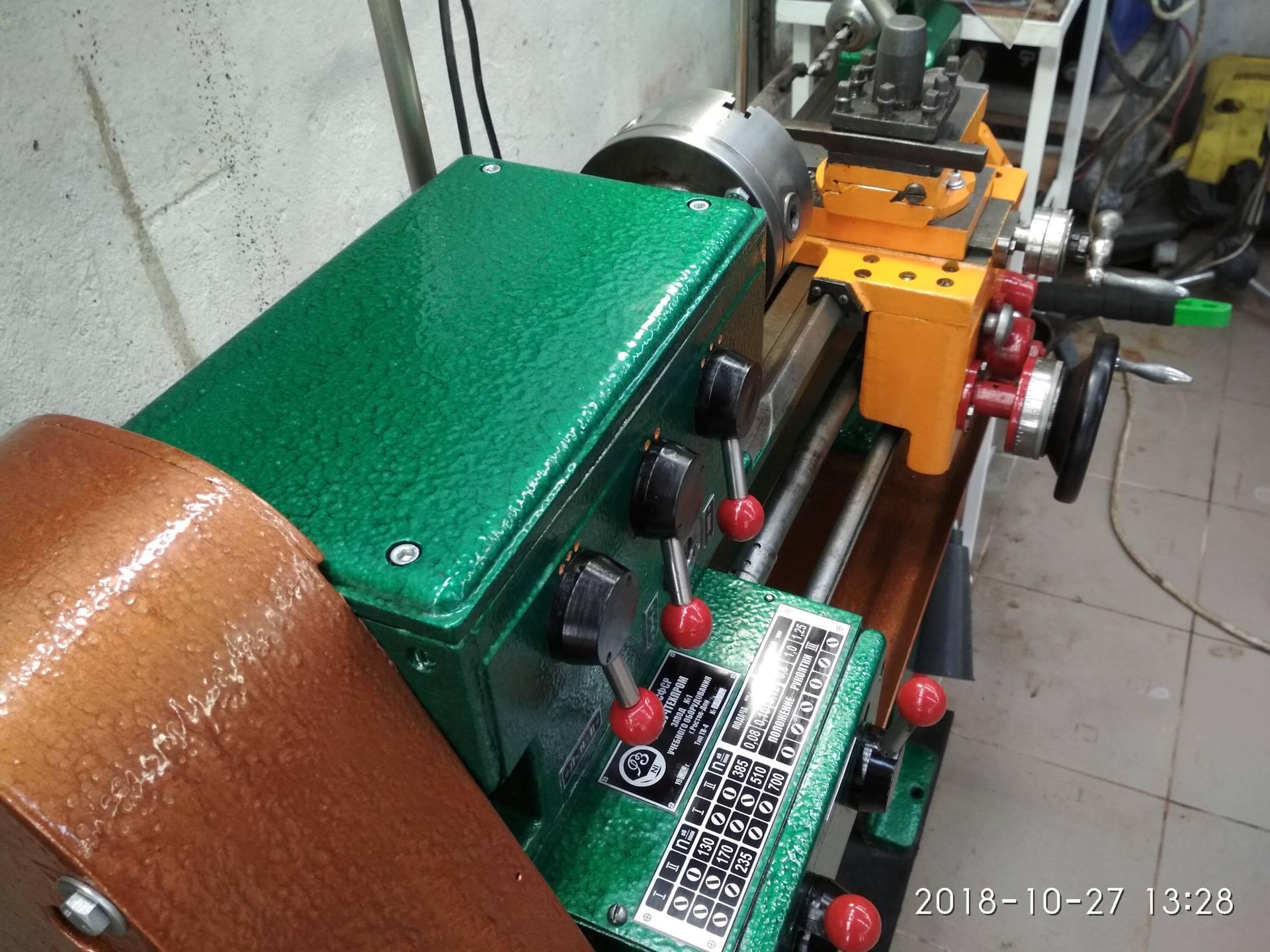 ➤ как выбрать токарный станок по металлу в гараж | мы строители ✔1